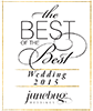 Winner Junebug Weddings Best of the Best