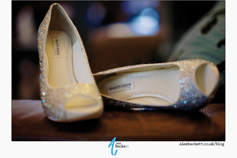 Wedding Benjamin Adams shoes