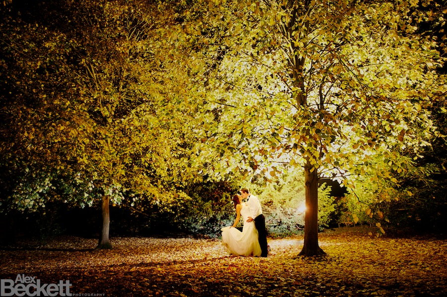 Autumnal Wedding at Anglesey Abbey Cambridge