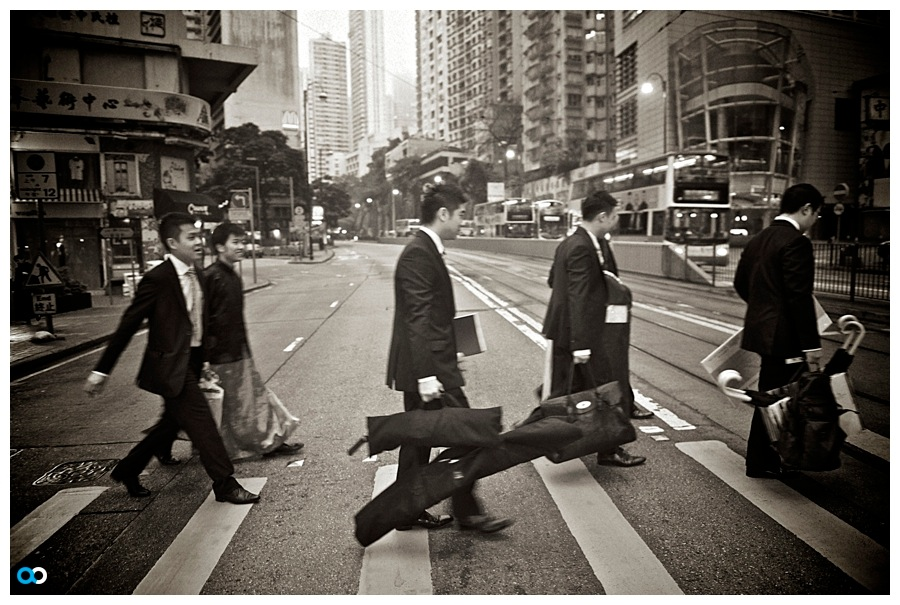3 Beatles moment Hong Kong wedding