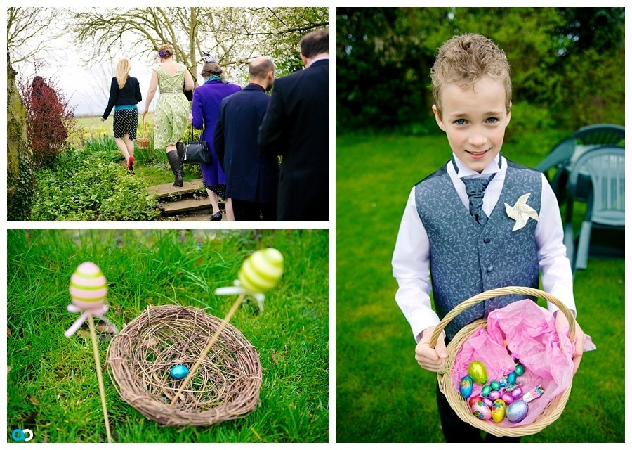 28 Wedding Easter Egg Hunt