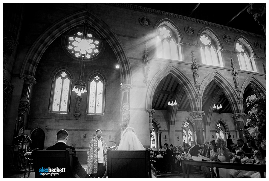 11 All saints Church Cheltenham wedding