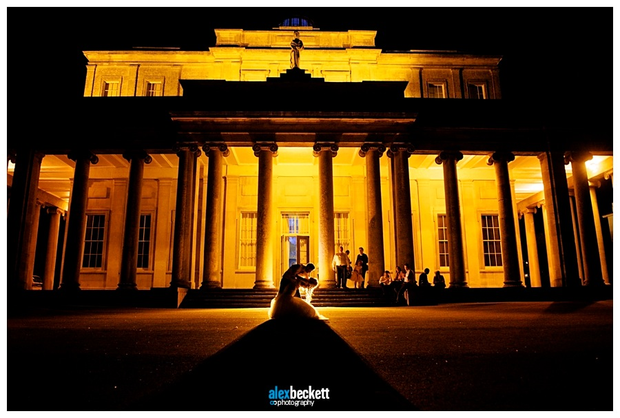 42 Bride and Groom Dance at Pittville pump room Cheltenham