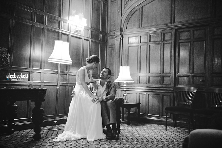 Tylney Hall Hotel Wedding