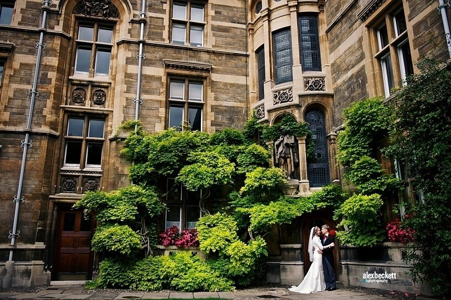 Wedding Gonville And Caius College Cambridge Nicky