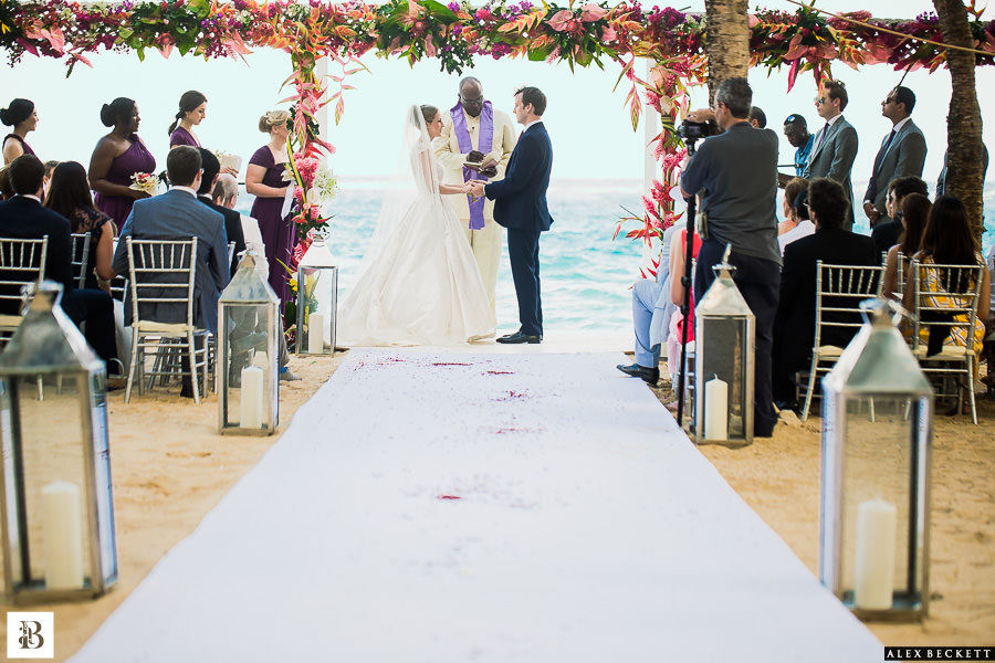 AlexBeckett-74 Caribbean wedding Mustique Beach Ceremony Destination Wedding Photographer